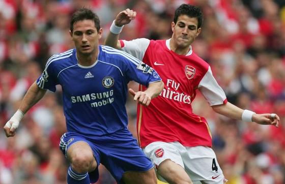 """Lampard nửa đùa nửa thật: """"Tôi rời Chelsea vì… Fabregas"""" ảnh 3"""
