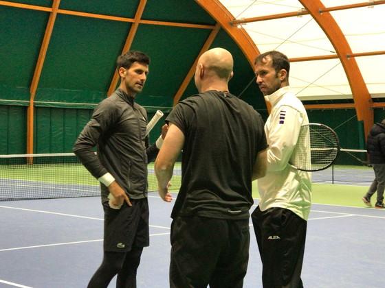 Bộ 3 Djokovic – Agassi – Stepanek sẽ là đối trọng của Federer và Nadal ảnh 1