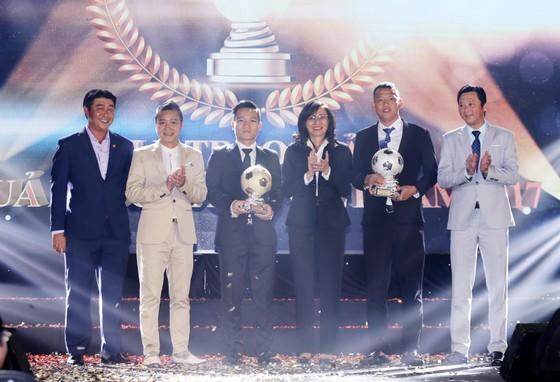 Gala trao giải Quả bóng Vàng 2017 - Đêm giữ lửa! ảnh 1
