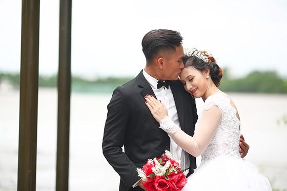 """Cựu tuyển thủ U23 Việt Nam Trương Huỳnh Phú """"Rước nàng về dinh"""" ảnh 2"""