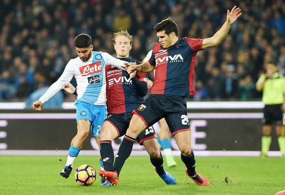 Serie A vòng 10: Đêm mưa bàn thắng ảnh 1