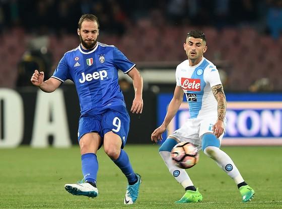 Inter vẫn là đối thủ chính của Juventus ảnh 1