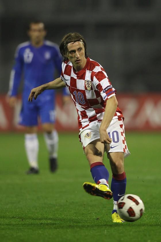 Play-off World Cup 2018: Croatia quyết xuyên thủng hàng thủ Hy Lạp   ảnh 1