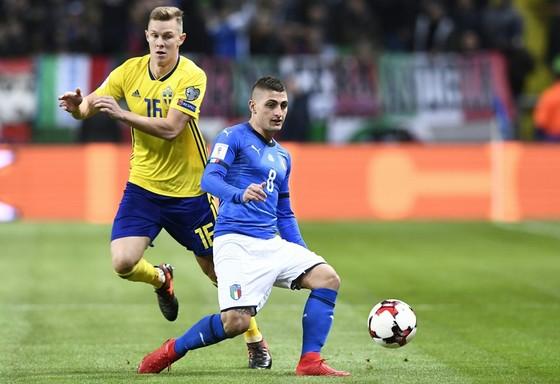 Play-off World Cup 2018: Thụy Điển quật ngã Italia ảnh 3