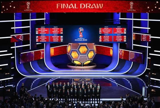 Bốc thăm World Cup 2018: Phản ứng của người trong cuộc - tất cả đều hài lòng ảnh 3