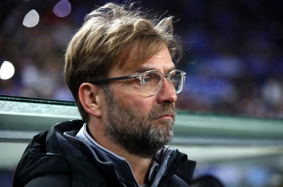 HLV Jurgen Klopp của Liverpool