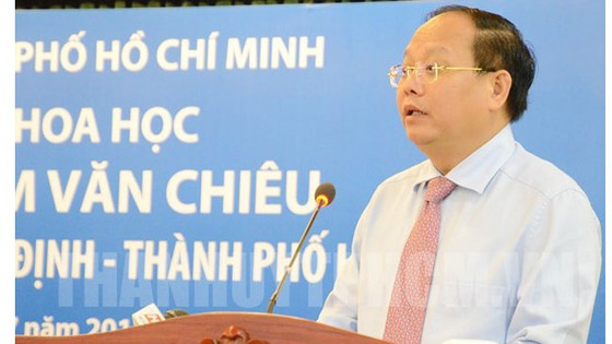 Đồng chí Phạm Văn Chiêu - Nhà cách mạng trí thức của Gia Định - TPHCM     ảnh 5