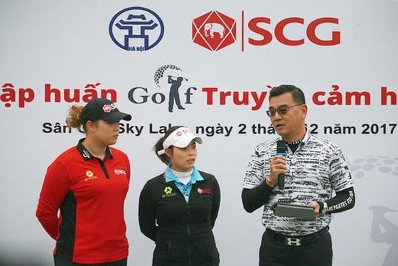 Tập huấn Golf Truyền cảm hứng ảnh 1