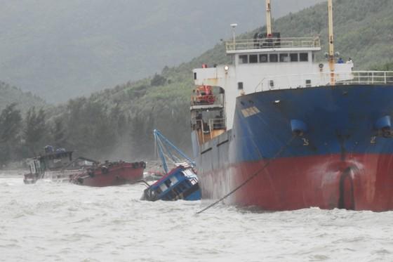 Quảng Bình: Hàng chục tàu chìm trong vịnh Hòn La ảnh 8
