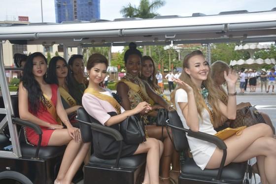 Miss Grand International 2017: Người đẹp yêu kiều soi nhan sắc bên dòng Nhật Lệ ảnh 7