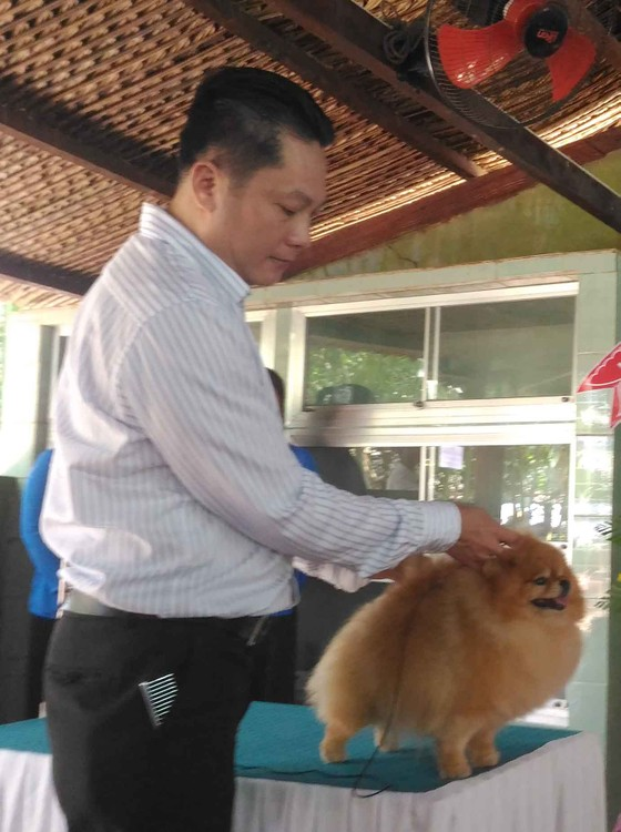 Vĩnh Long tổ chức hội thi chó đẹp và đấu chim nghệ thuật ảnh 1