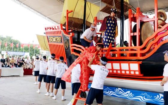 Tỉnh Nagasaki bàn giao mô hình Châu Ấn thuyền cho TP Hội An ảnh 6