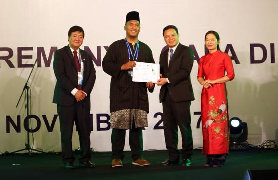 Diễn đàn Tiếng nói tương lai APEC ra Tuyên bố Thanh niên 2017 ảnh 3
