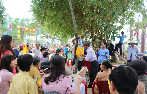 Nghề mộc làng Kim Bồng rộn ràng giỗ Tổ ảnh 6