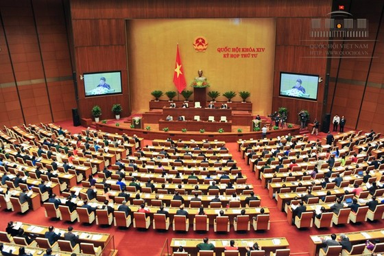 Bỏ phiếu phê chuẩn bổ nhiệm Bộ trưởng Bộ GTVT và Tổng Thanh tra Chính phủ  ảnh 1