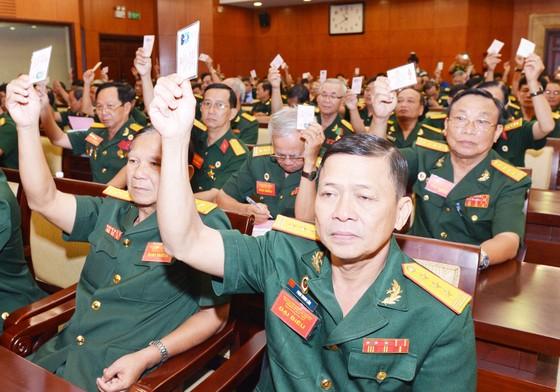 Khai mạc Đại hội đại biểu Hội Cựu chiến binh TPHCM - lần thứ VI ảnh 1