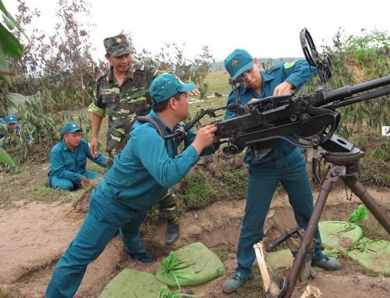TPHCM diễn tập bắn đạn thật ảnh 2
