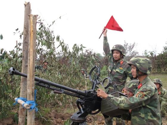 TPHCM diễn tập bắn đạn thật ảnh 3