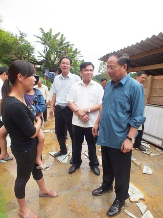 """TPHCM  """"nhường cơm sẻ áo"""" giúp Điện Biên khắc phục hậu quả mưa lũ ảnh 5"""
