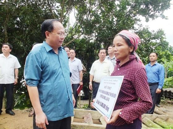 """TPHCM  """"nhường cơm sẻ áo"""" giúp Điện Biên khắc phục hậu quả mưa lũ ảnh 3"""