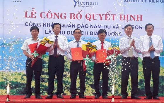 Kiên Giang: Công bố khu du lịch địa phương huyện Kiên Hải ảnh 1