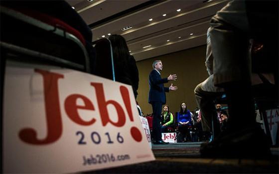 Hóa đơn tranh cử của Jeb Bush ảnh 1