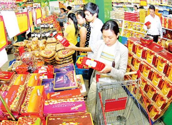 Tăng thời gian bán hàng bình ổn tại các siêu thị ảnh 1