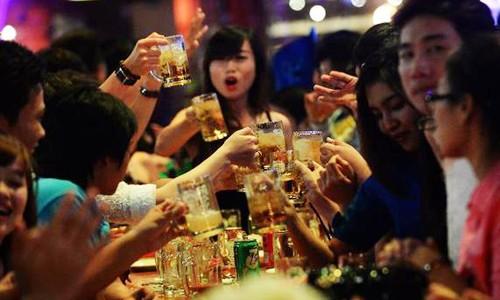 Người Việt tiêu thụ gần 3,8 tỷ lít bia ảnh 1