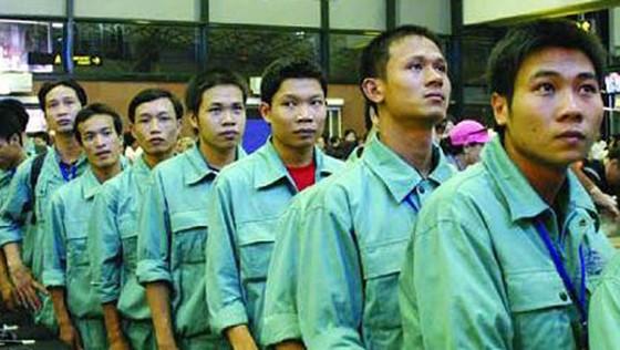 Xuất khẩu lao động đạt 11 tỉ USD ảnh 1