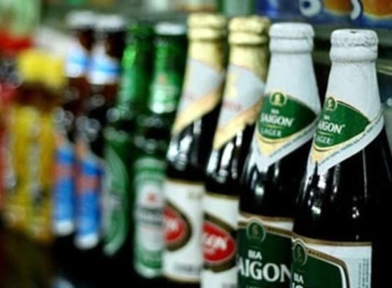 Tiêu thụ bia trong tháng Tết tăng đột biến ảnh 1