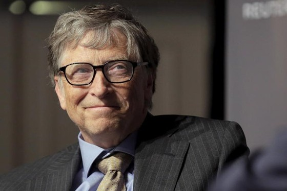 Bill Gates người đầu tiên sở hữu 1.000 tỉ USD ảnh 1