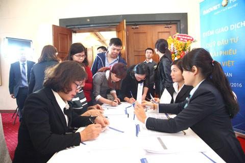 Năm 2016, doanh thu Baoviet Fund tăng gấp rưỡi ảnh 1