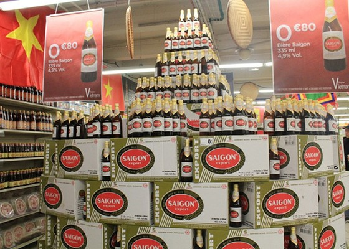 Bia Sài Gòn thắng lớn, Bia Hà Nội thụt lùi ảnh 1
