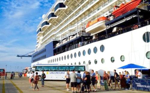 3 ngày, đón 4.600 du khách quốc tế du lịch đường biển ảnh 1
