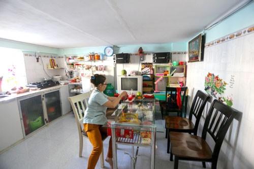 Cuộc sống trong khu nhà 100 triệu đồng ở Bình Dương ảnh 2
