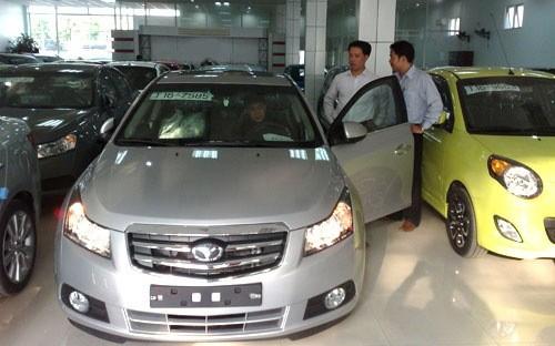 Nhập khẩu ô tô dưới 9 chỗ từ ASEAN tăng mạnh ảnh 1