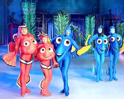 Thế giới diệu kỳ của Disney On Ice trở lại Việt Nam ảnh 1