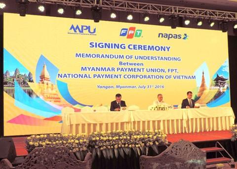 FPT thắng thầu dự án 11,3 triệu USD tại Myanmar ảnh 1