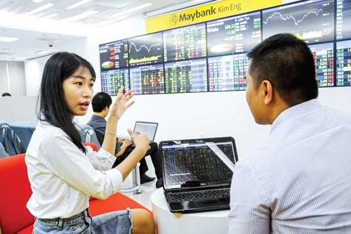 Thị trường tài chính toàn cầu biến động ảnh 1