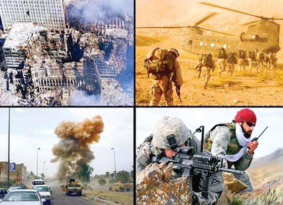 Bế tắc cuộc chiến chống khủng bố (K1): Thế giới kém an toàn hơn ảnh 1