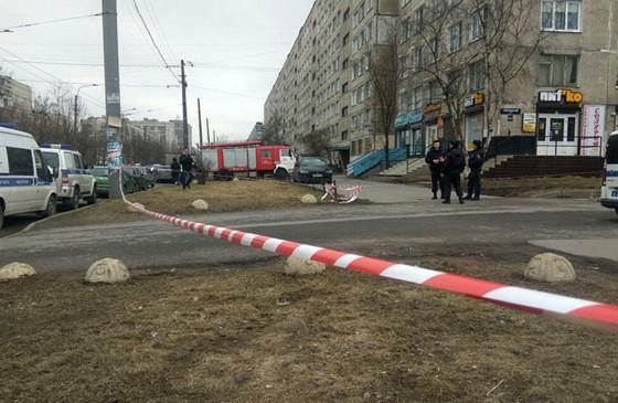 Phát hiện bom tại tòa nhà chung cư ở Nga ảnh 1