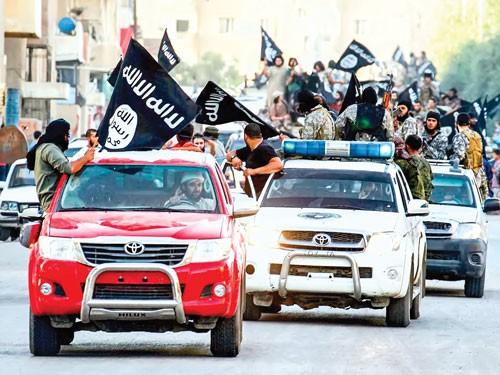 Bế tắc cuộc chiến chống khủng bố (K2): Bất chiến tự nhiên thành ảnh 1