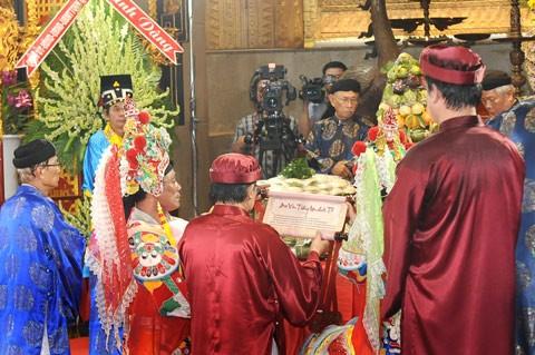 TPHCM tổ chức trọng thể lễ Giỗ Tổ Hùng Vương ảnh 1
