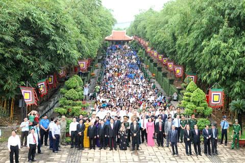 TPHCM tổ chức trọng thể lễ Giỗ Tổ Hùng Vương ảnh 6
