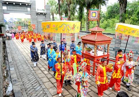 TPHCM tổ chức trọng thể lễ Giỗ Tổ Hùng Vương ảnh 3