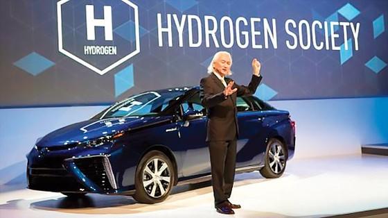 Nhật Bản hướng tới xã hội hydrogen ảnh 1