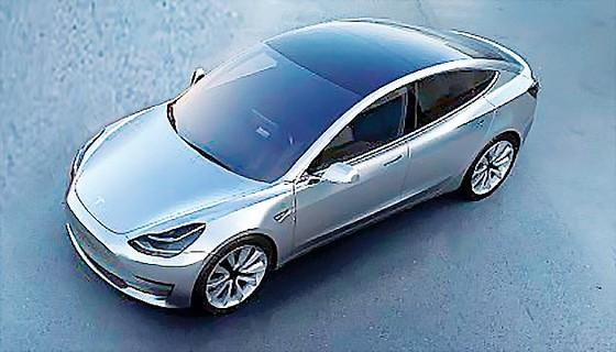 Tesla công ty ô tô có giá cổ phiếu cao nhất Mỹ ảnh 1