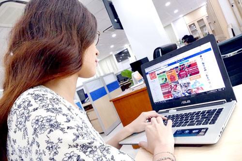 Phối hợp thu thuế kinh doanh qua mạng ảnh 1