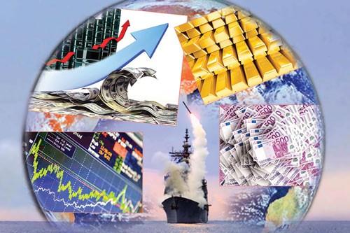 """Tên lửa Tomahawk """"đả thương"""" thị trường tài chính ảnh 1"""