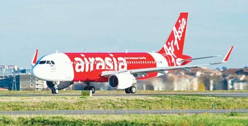 Lận đận hãng hàng không AirAsia ảnh 1